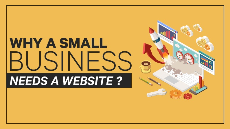 Top Five Benefits of a Website for a Small Business